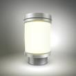 futuristic design lamp