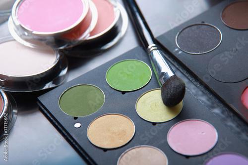 Leinwandbild Motiv Professional cosmetics.