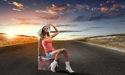 Autostop traveling