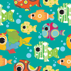 doodles seamless for kids