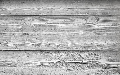 Gray concrete wall background texture with wooden pattern