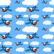 Seamless plane