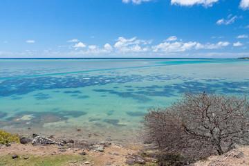 Baie aux Huitres, île Rodrigues