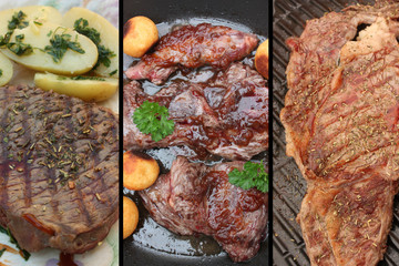Viande bovine - Onglet  Entrecôte Bavette