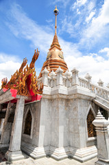 Famous Temple in Bangkok Thailand