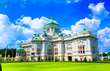 The Ananta Samakhom Throne Hall, Thailand - 71721861