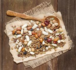 Legumes mix
