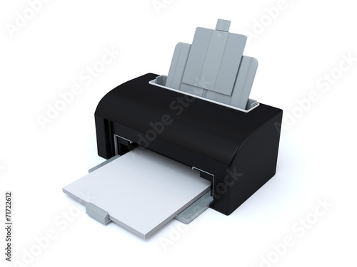 canvas print picture printer