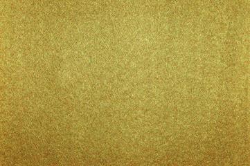 golden background. Granular surface texture.