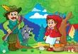 Obrazy na płótnie, fototapety, zdjęcia, fotoobrazy drukowane : Fairy tale theme image 2