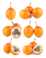 set of 6 granadilla images
