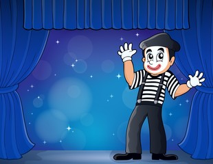 Mime theme image 3