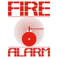 Пожарная сигнализация.
