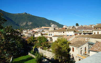 Die - typisches Dorf der Provence