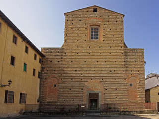 Church San Frediano in Cestello - Florence