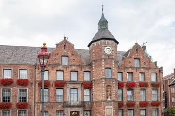 rathaus in düsseldorf