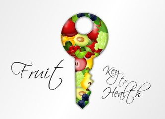 Fruit Key to Health