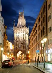 Prague - Powder tower