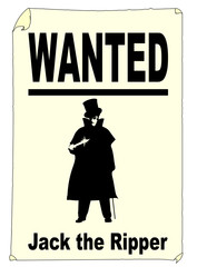 Wanted Jack the Ripper