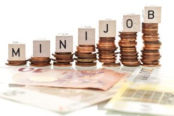 Arbeitsplatz Minijob © Matthias Buehner