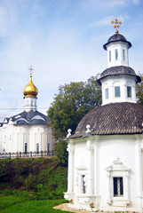 Churches in Trinity Sergius Lavra