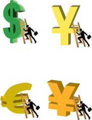 spread scalata delle valute