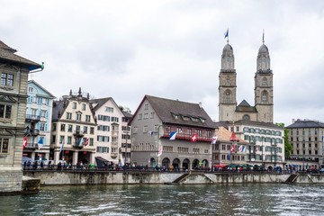View of a  Zurich