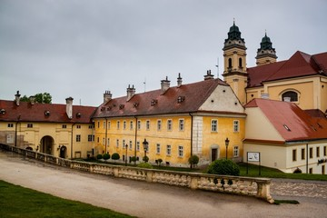 Old buildings in Valtice