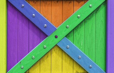 Colorful x Board