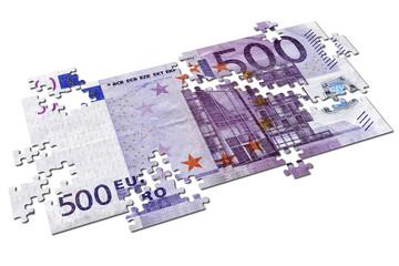 Euro Puzzle_500