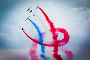Airshow in Payerne, Switzerland