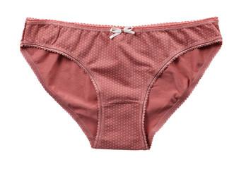 Women's pink panties