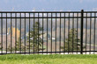 Rod Iron Fence - 71738037