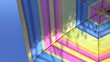canvas print picture - Sommer Sonnenschirm