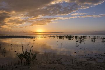Glorious Yucatan sunset