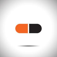 pill vector icon
