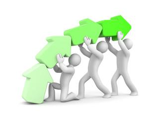 Teamwork to success