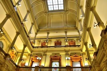 Inside the Colotrado State Capital