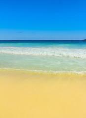 Sand Beach Paradise