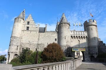 Het Steen, Antwerp, Belgium