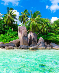 Stones Summer Seascape