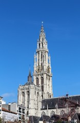Cathedral of our Lady, Antwerpen, Belgium