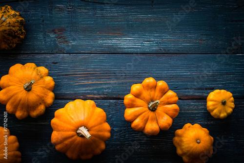 Keuken foto achterwand Groenten pumpkin