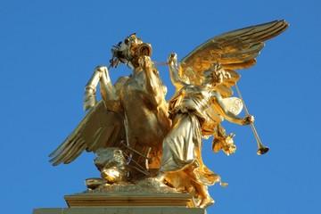 Paris Pont Alexandre-III