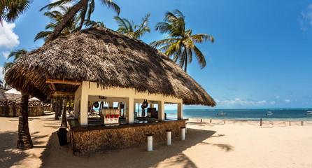 Bar in spiaggia