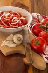 Tomates maison