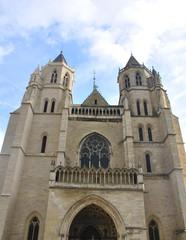 Cathédrale Saint-Bénigne à Dijon