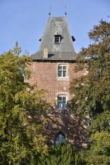 La Chapelle Castrale en automne