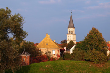 Sachsen - Stadtkirche Sankt Nikolai Bad Düben