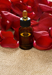 Products rose oil
